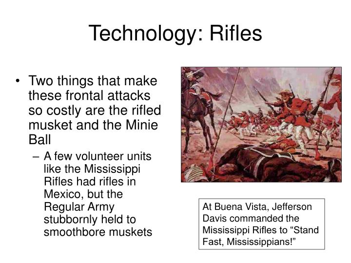 Technology: Rifles