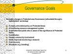 governance goals1