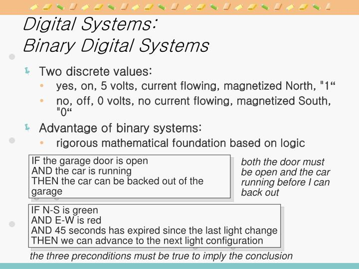 Digital Systems: