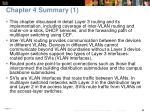 chapter 4 summary 1