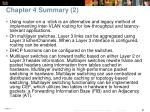 chapter 4 summary 2