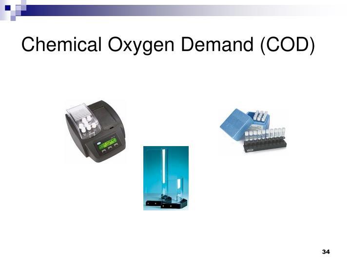 Chemical Oxygen Demand (COD)