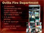 ovilla fire department12