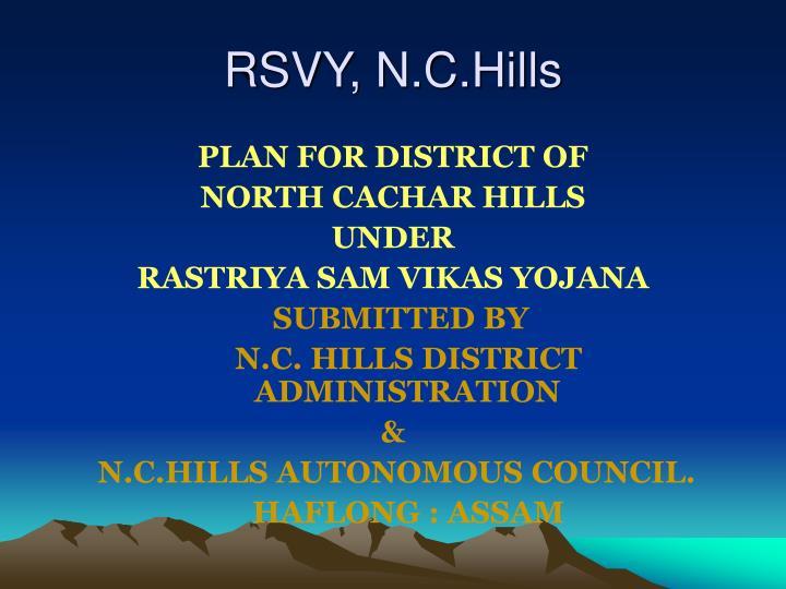 Rsvy n c hills