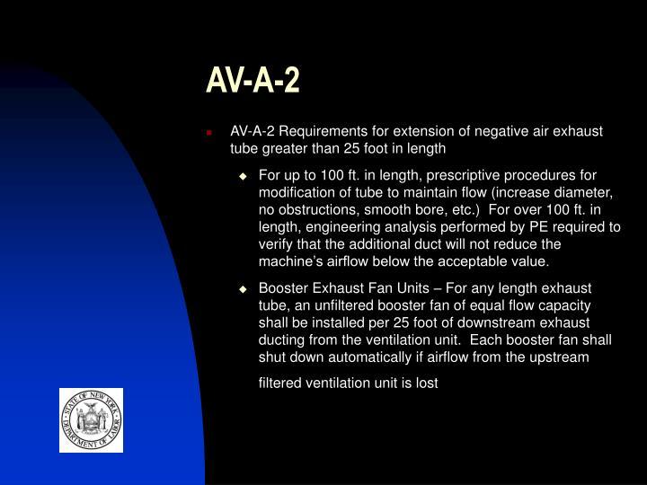 AV-A-2