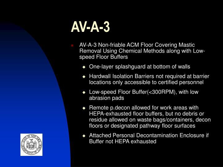 AV-A-3