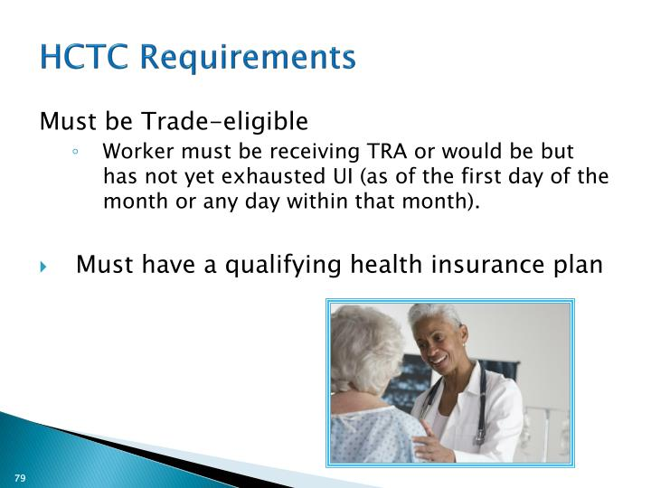 HCTC Requirements