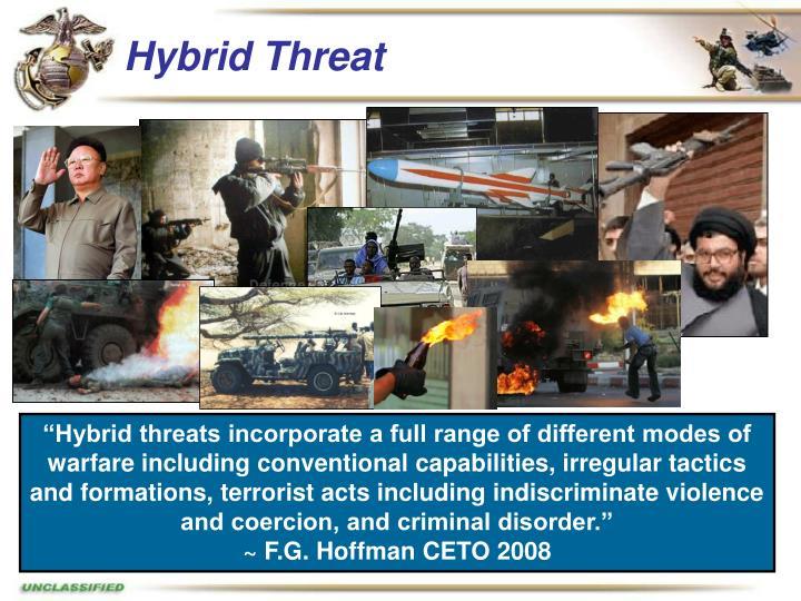 Hybrid Threat