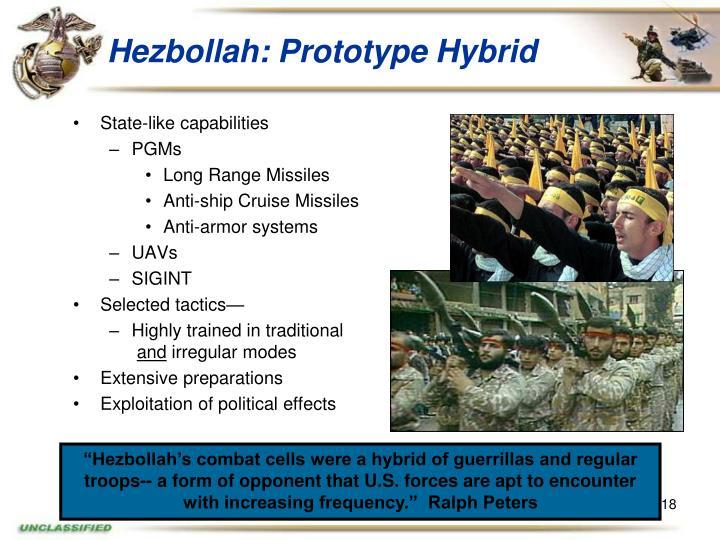 State-like capabilities