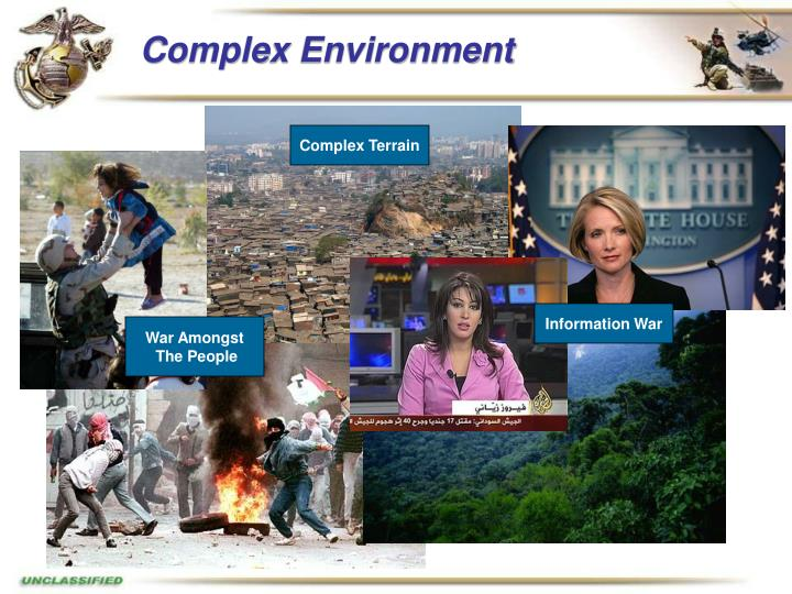 Complex Environment
