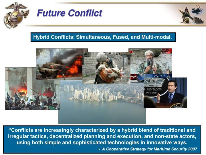 Future Conflict
