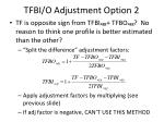 tfbi o adjustment option 2