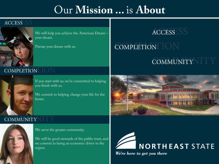 Our Mission is About….