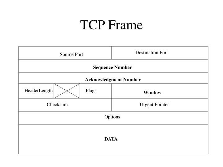 TCP Frame