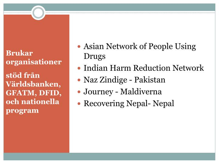 Asian Network of People Using Drugs