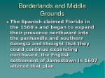borderlands and middle grounds14