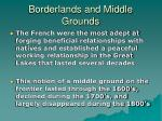 borderlands and middle grounds25