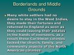 borderlands and middle grounds7