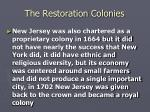 the restoration colonies16