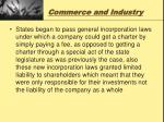 commerce and industry2