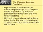 the changing american population4