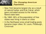 the changing american population9