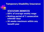 temporary disability insurance4