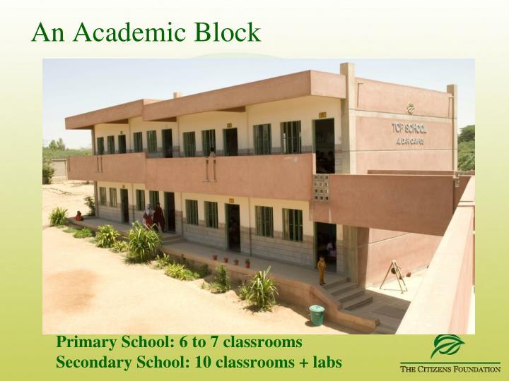 An Academic Block