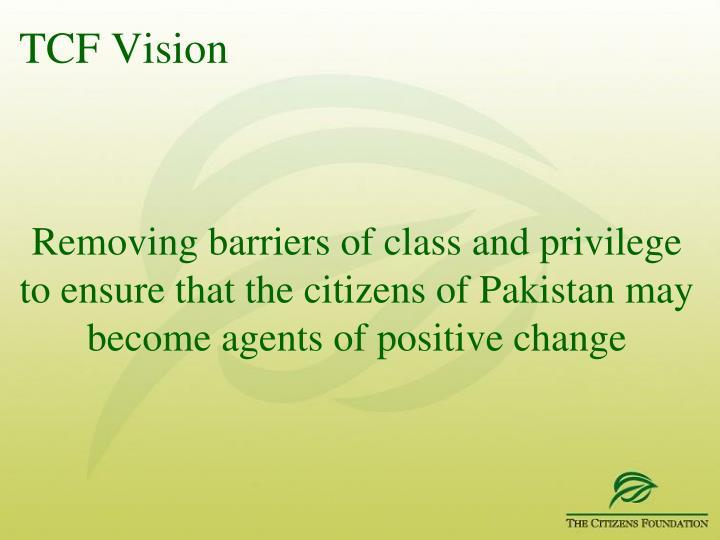 TCF Vision