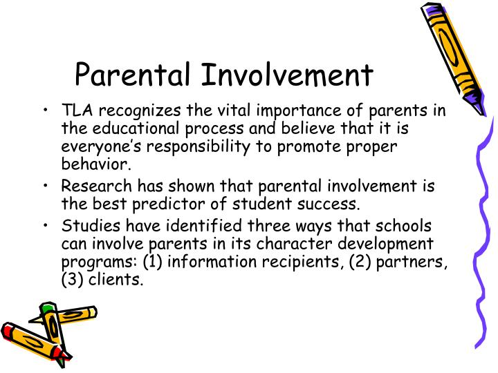 Parental Involvement