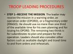 troop leading procedures10