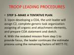 troop leading procedures13