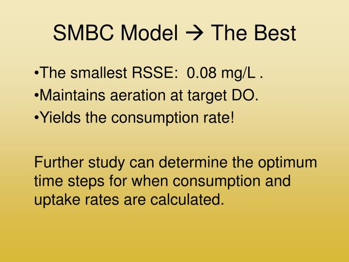 SMBC Model