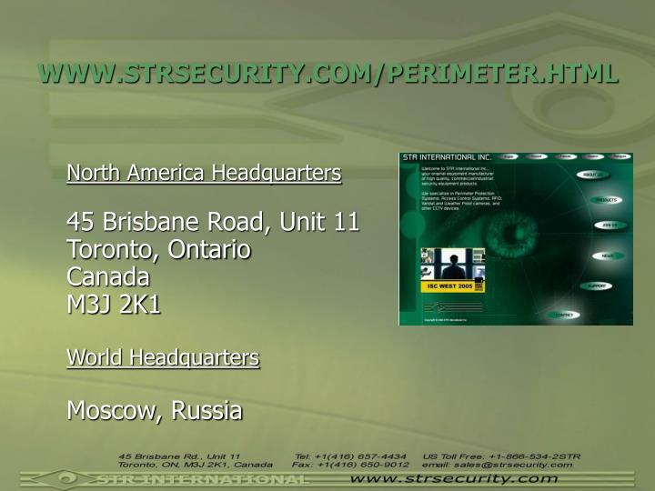WWW.STRSECURITY.COM/PERIMETER.HTML