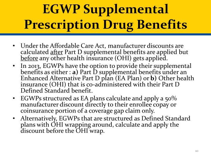 EGWP Supplemental