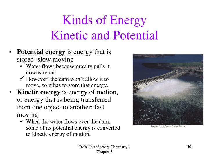Kinds of Energy