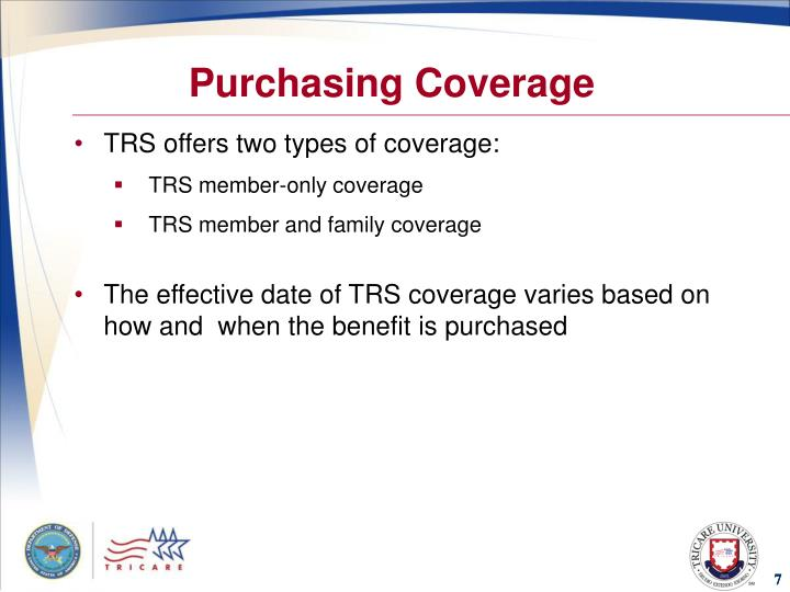 Purchasing Coverage