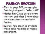 fluency emotion2