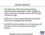 zoster vaccine1
