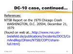dc 10 case continued1