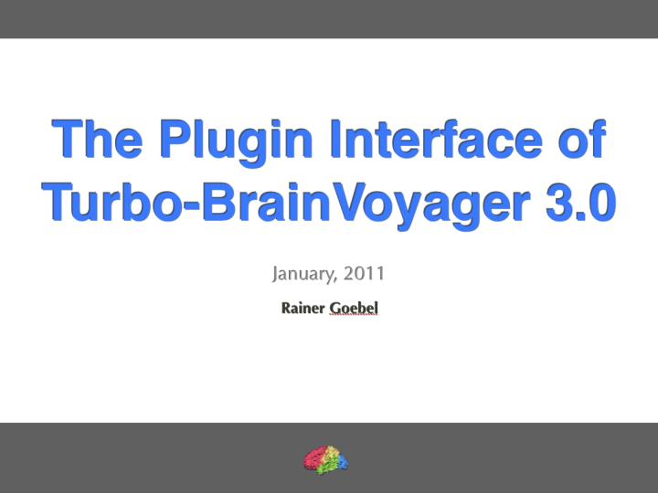 PPT - Overview Using Plugins Developing Plugins Basic