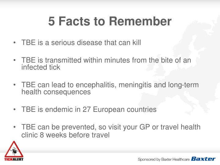 5 Facts to Remember