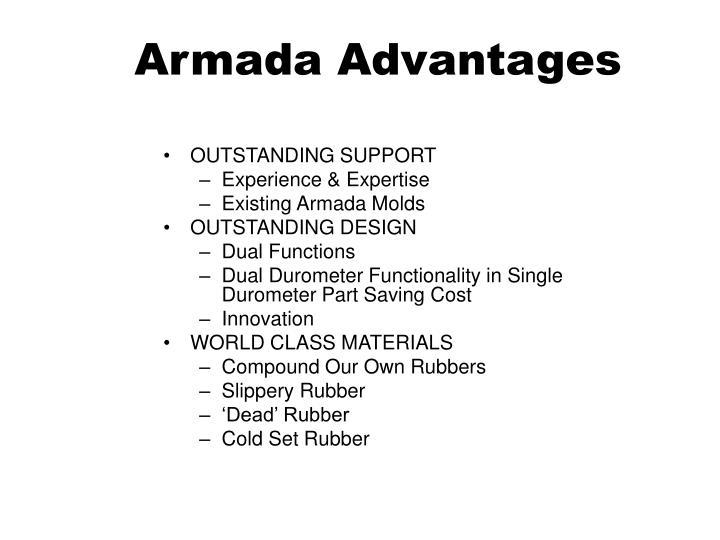 Armada Advantages