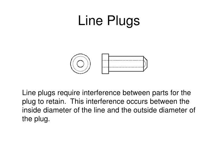 Line Plugs