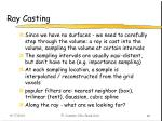 ray casting1