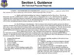 section l guidance no technical proposal required1
