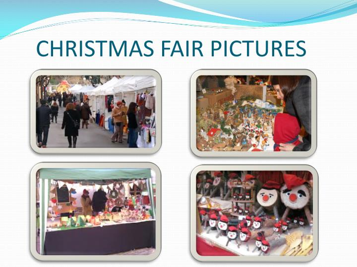 CHRISTMAS FAIR PICTURES