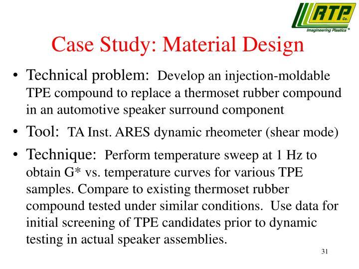 Case Study: Material Design