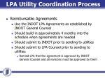 lpa utility coordination process4