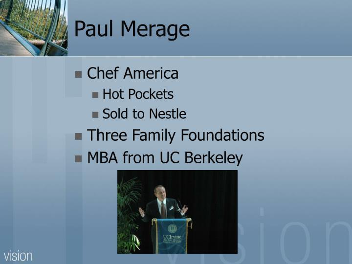 Paul Merage